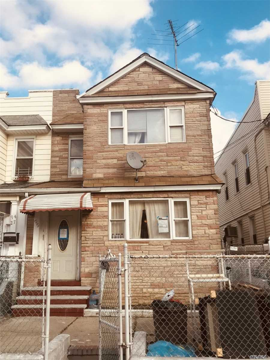 Photo of home for sale at 94-29 121 St, Richmond Hill NY