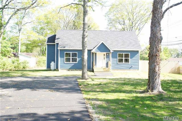 Photo of home for sale at N/C Hampton Ave, Mastic NY