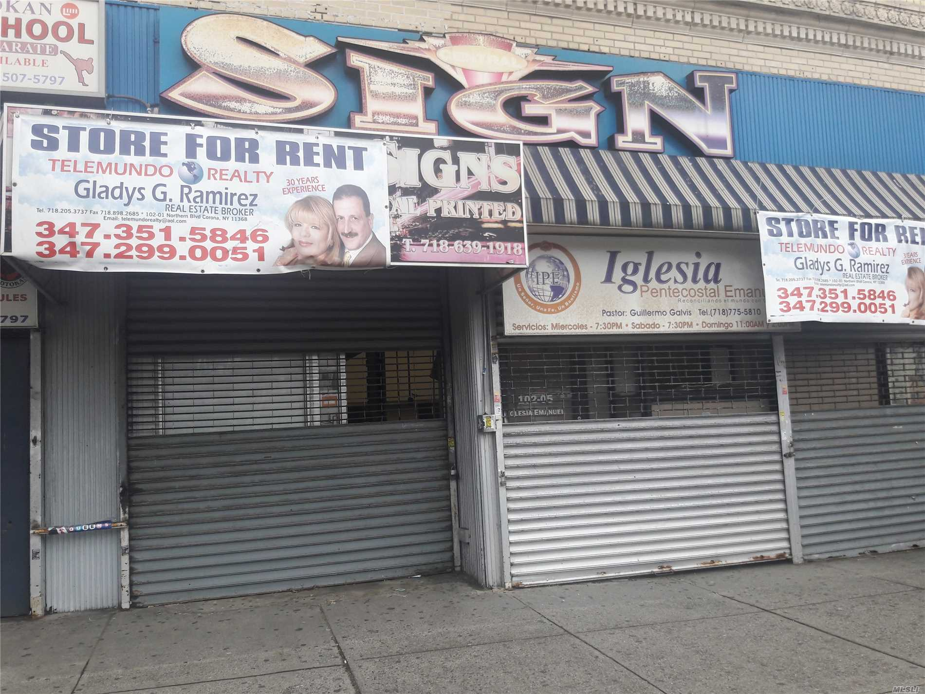 Photo of home for sale at 102-05 Northern Blvd, Corona NY