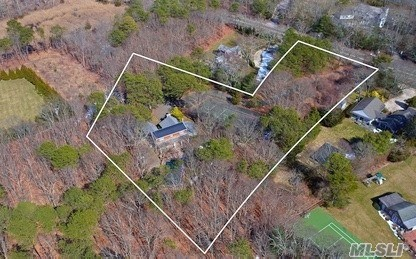 Photo of home for sale at 145 Montauk Hwy, Quogue NY