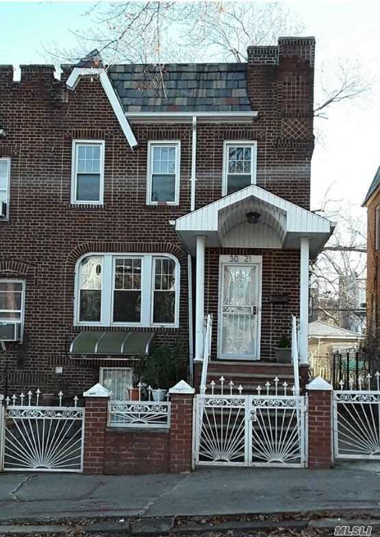 Photo of home for sale at 30-21 84 St, Jackson Heights NY