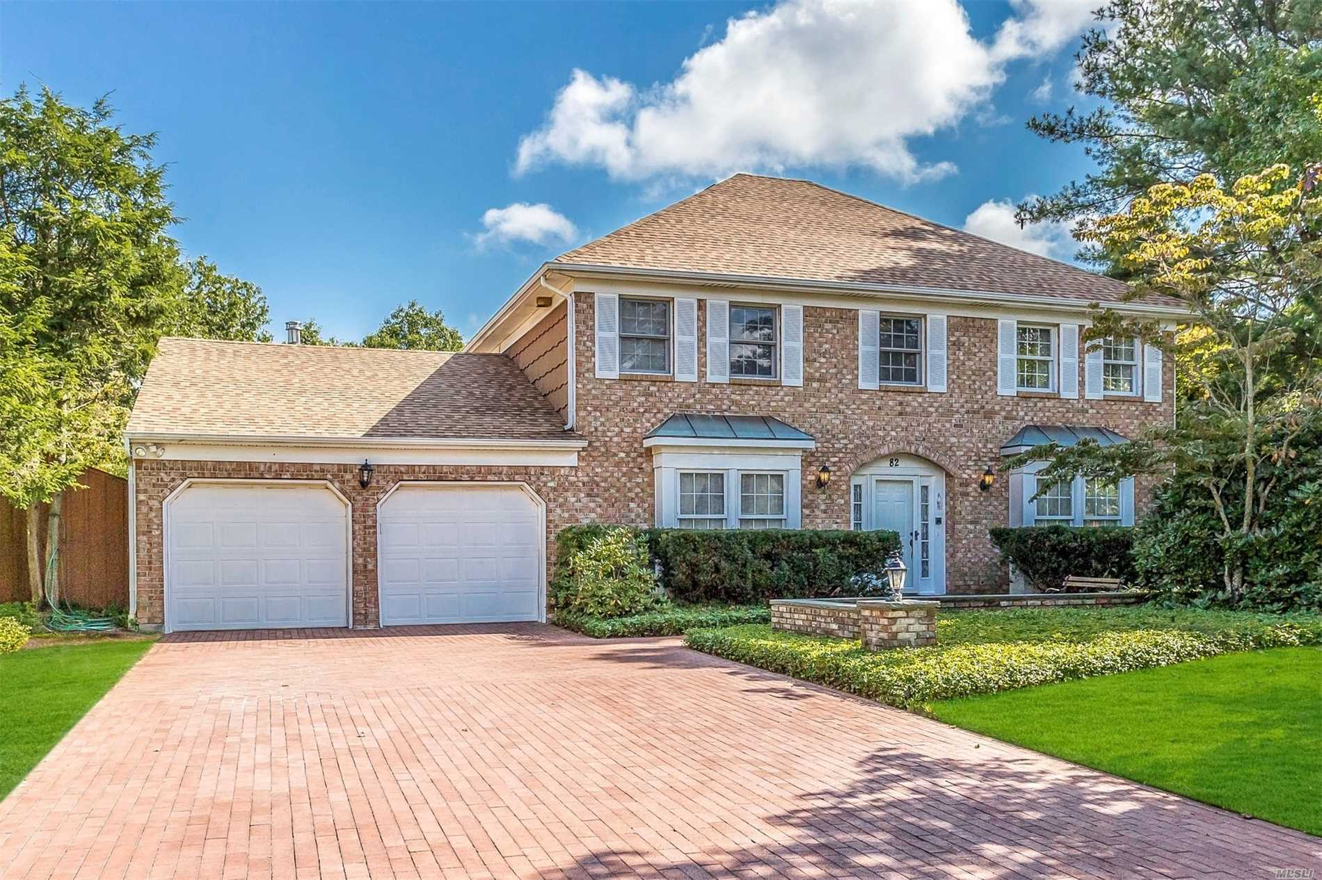 Photo of home for sale at 82 Annandale Dr, Commack NY