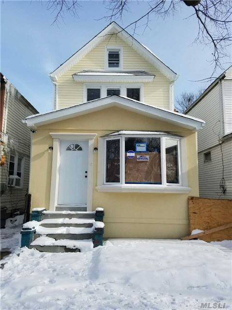 Photo of home for sale at 111-45 146th St, Jamaica NY