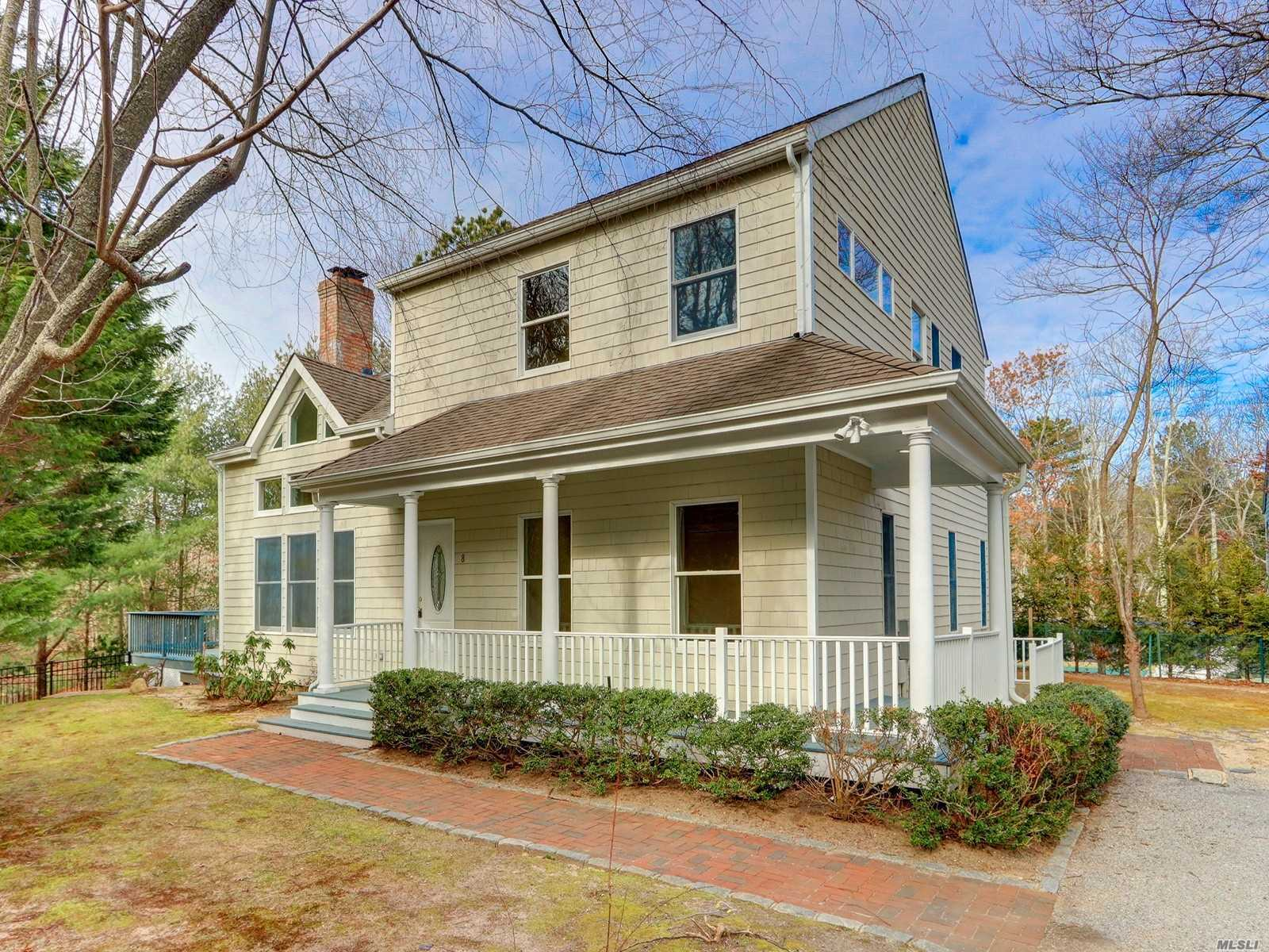 Photo of home for sale at 8 Harbor St, East Hampton NY