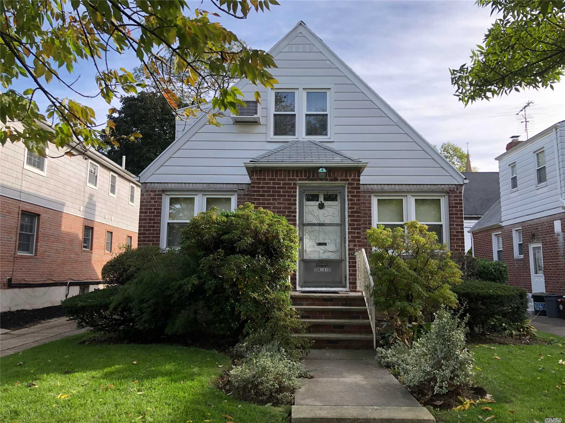 Photo of home for sale at 58-23 192 St, Fresh Meadows NY