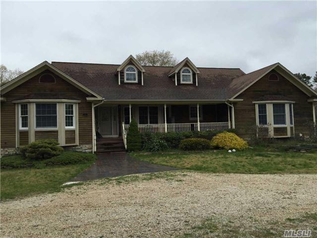 Photo of home for sale at 1 Dana Ct, Mastic Beach NY