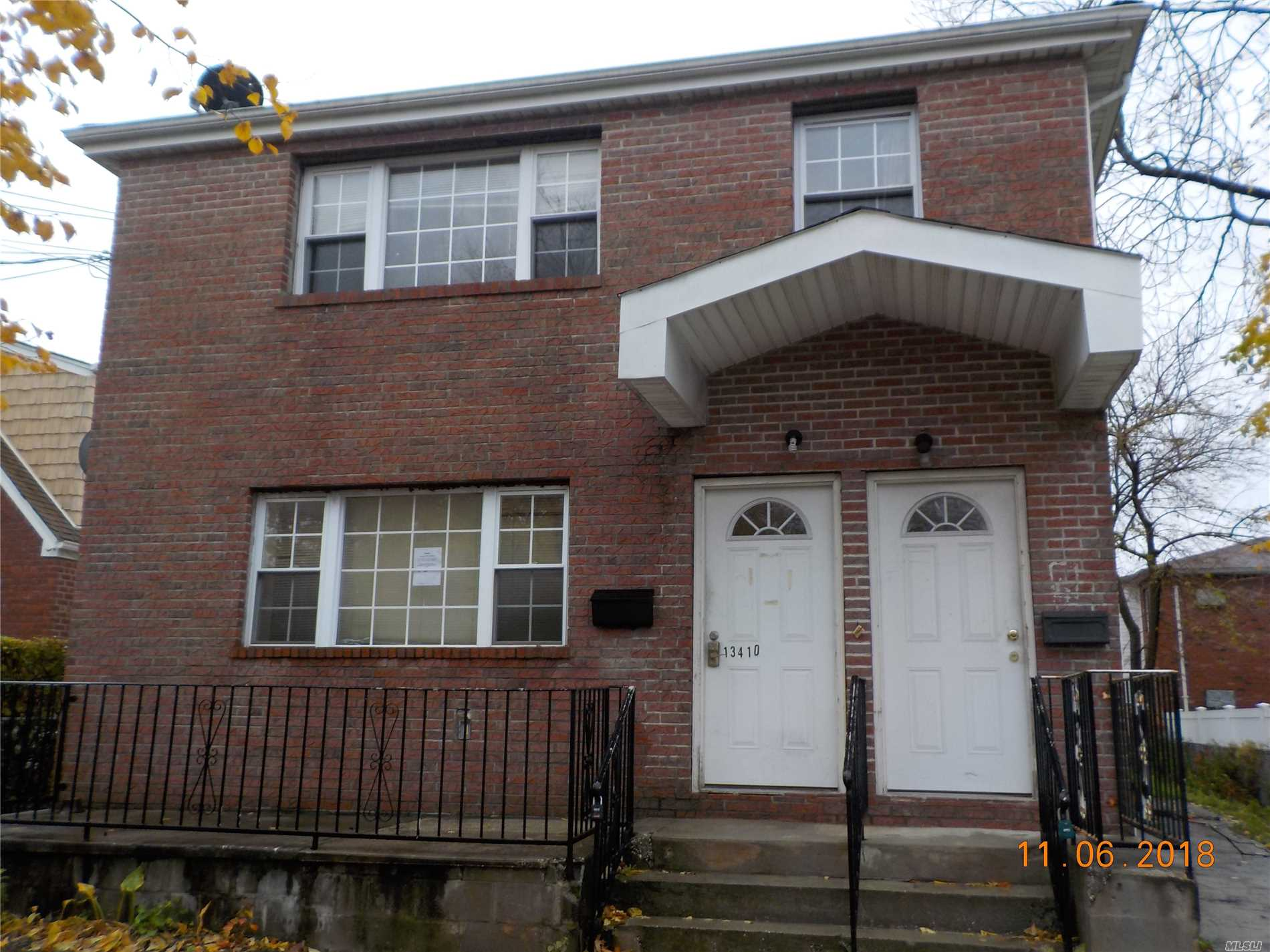 Photo of home for sale at 134-10 Farmers Blvd, Jamaica NY