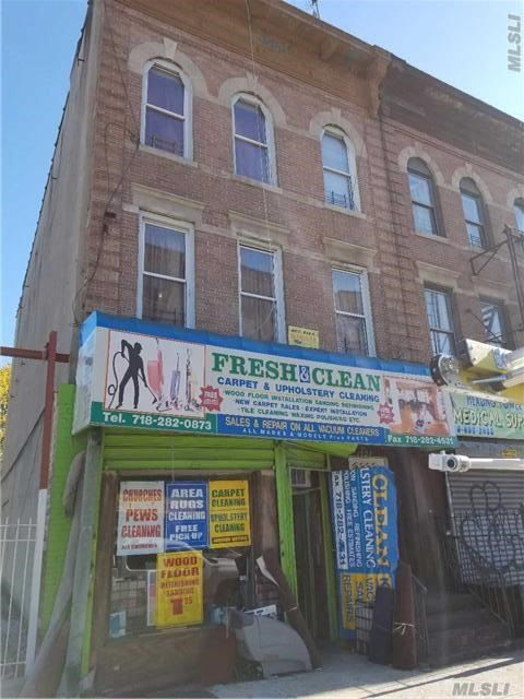 Photo of home for sale at 1597 Nostrand Ave, Brooklyn NY
