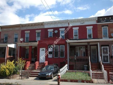 Photo of home for sale at 719 Vermont St, Brooklyn NY