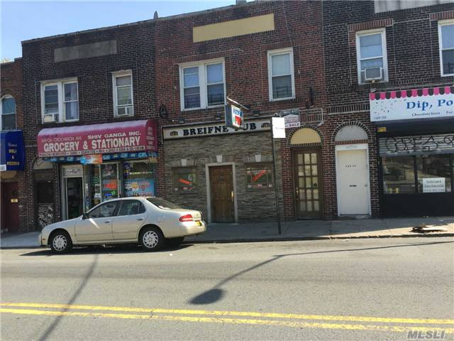 Photo of home for sale at 169-04 Crocheron Ave, Flushing NY