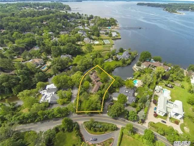 Photo of home for sale at 566 Shore Rd E, Great Neck NY