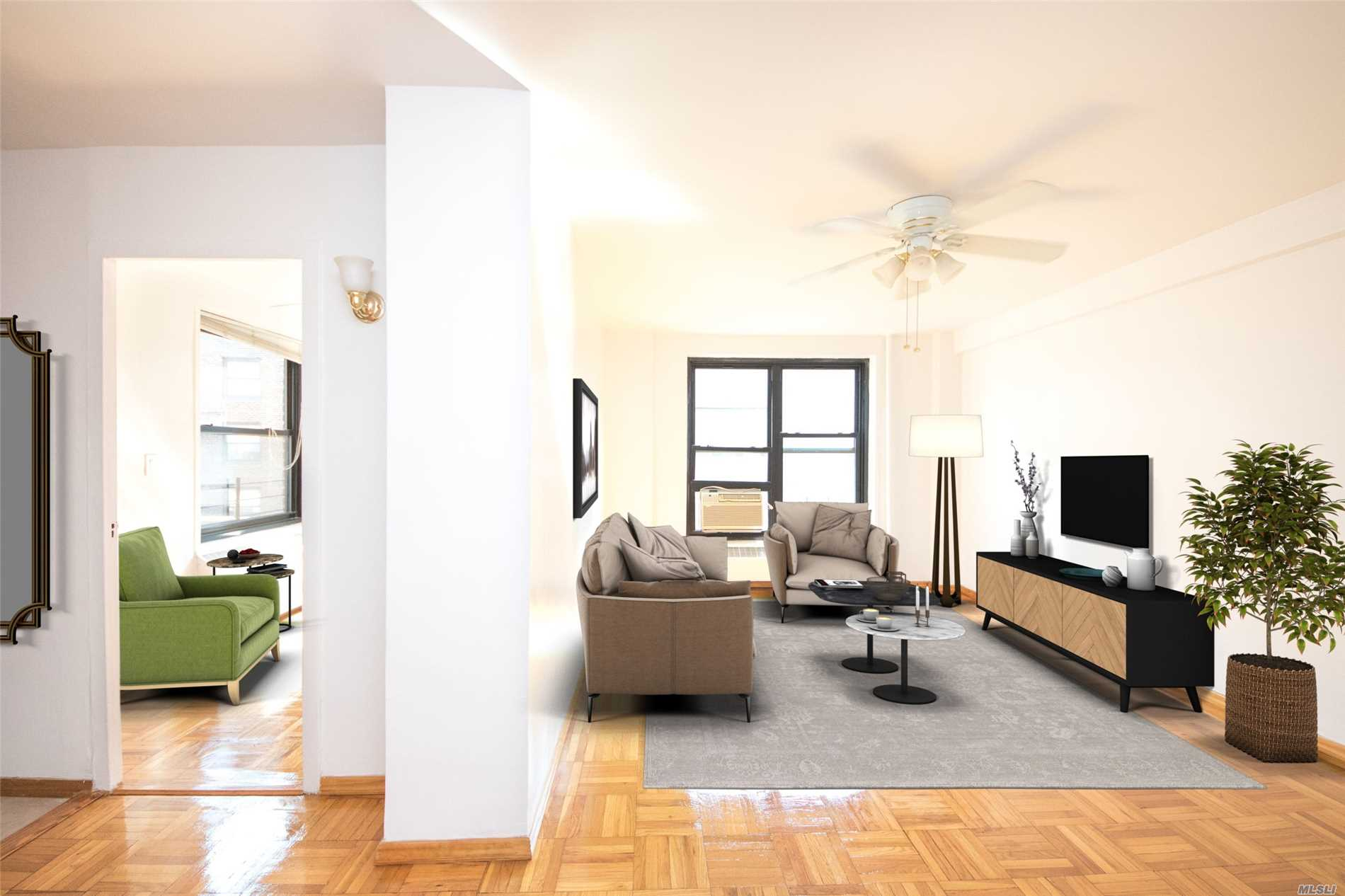 Photo of home for sale at 185 Clinton Ave, Brooklyn NY