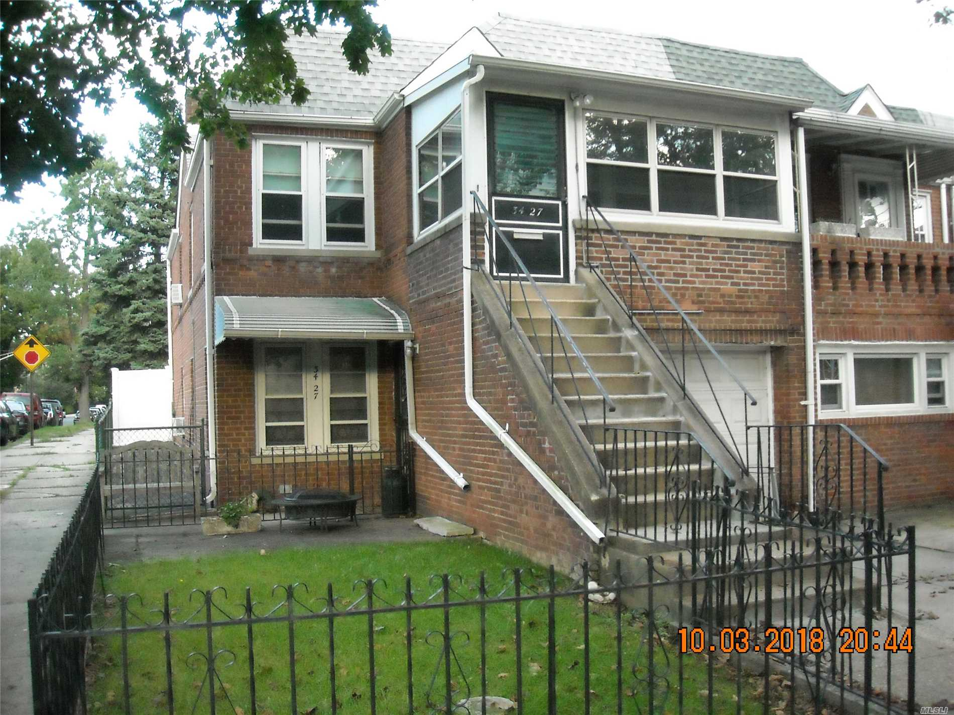 Photo of home for sale at 34-27 209th St, Bayside NY