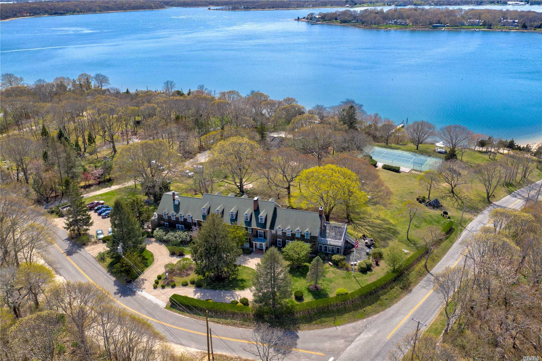 Photo of home for sale at 108 Ram Island Dr, Shelter Island NY