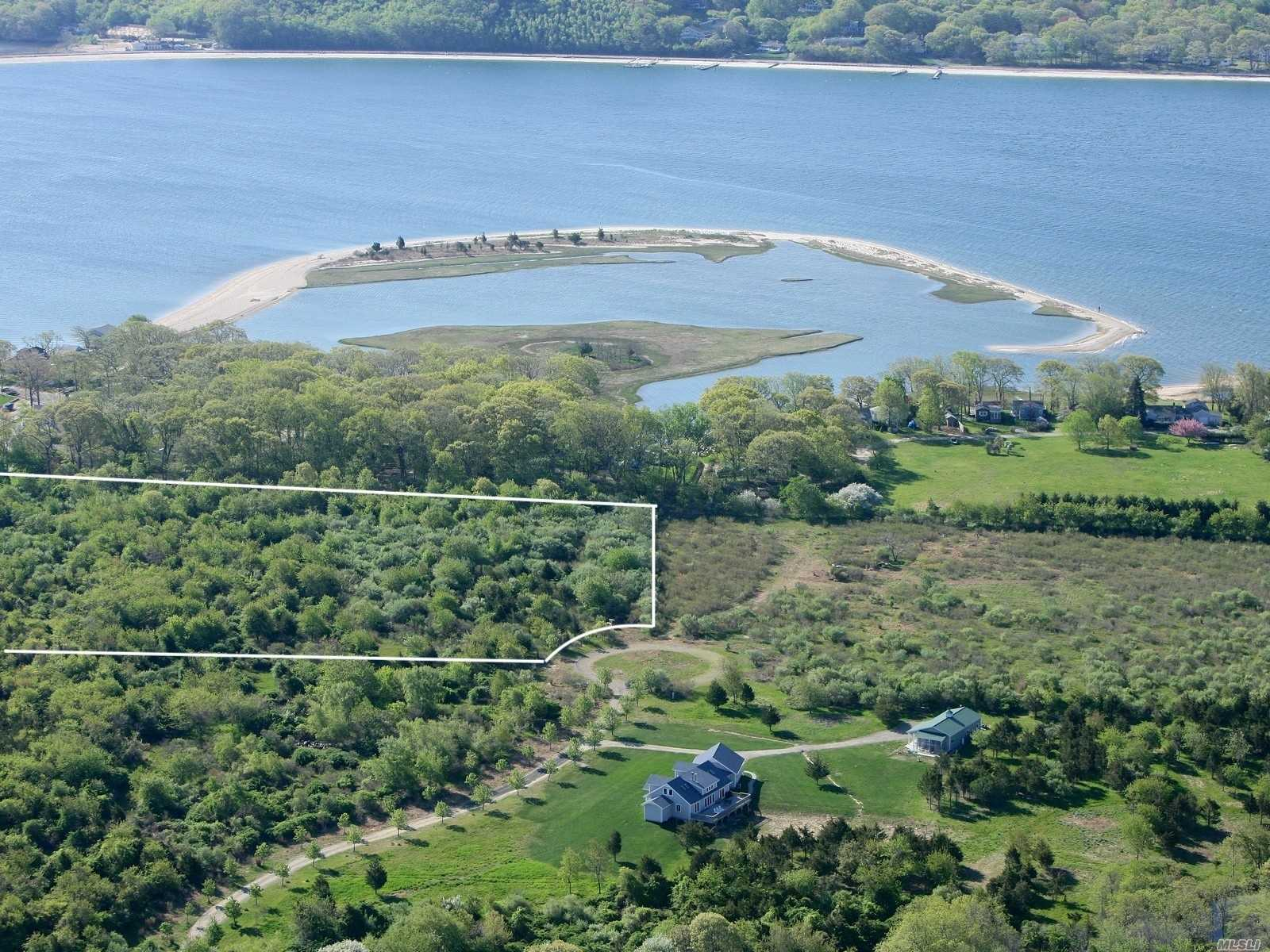 Photo of home for sale at Lot 2 Island View Ln, Greenport NY