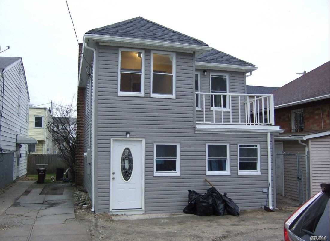 Photo of home for sale at 14-10 Mcbride St, Far Rockaway NY