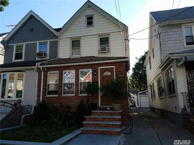 Photo of home for sale at 611 42 St E, Brooklyn NY
