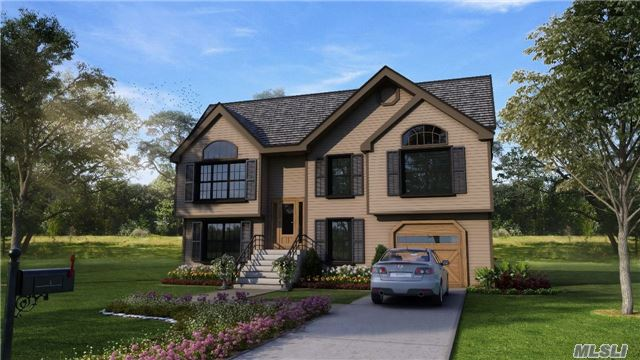 Photo of home for sale at Lot # 7 Brittany Court, Coram NY