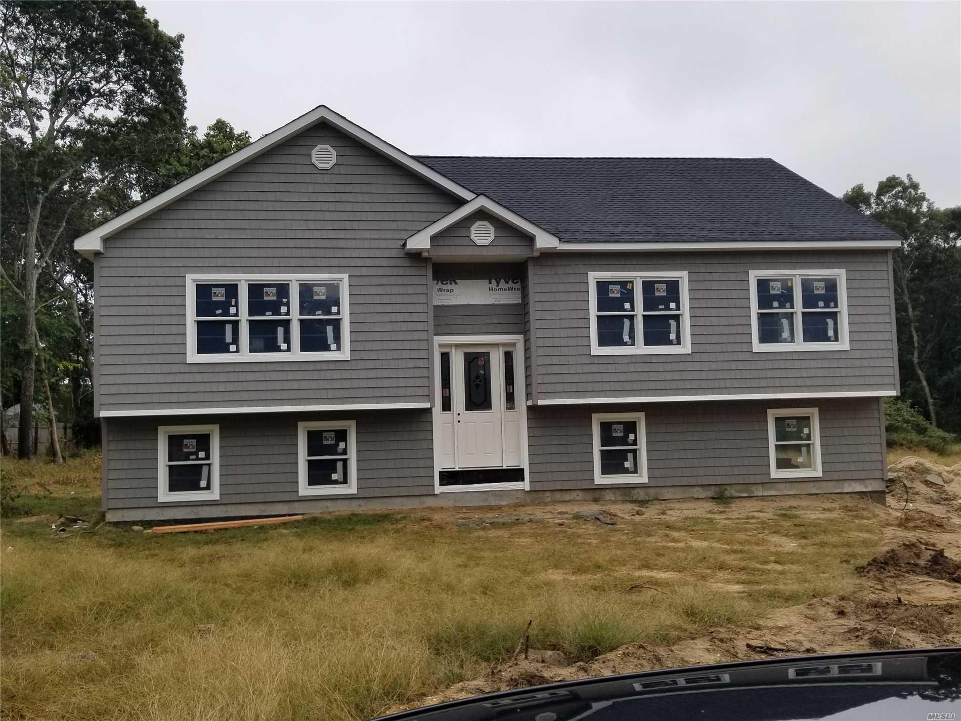 Photo of home for sale at 47 Hampton Rd, Hampton Bays NY