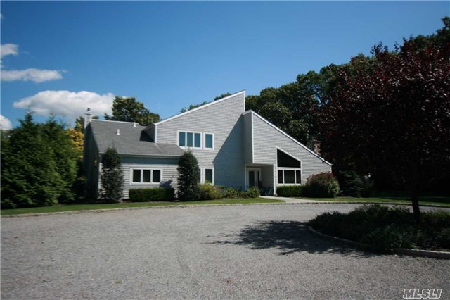 Photo of home for sale at 18 Bridle Path, Remsenburg NY