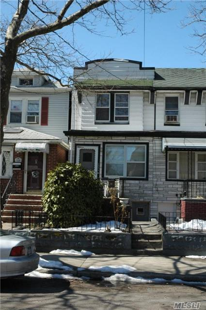 Photo of home for sale at 2224 Schenectady Ave, Brooklyn NY