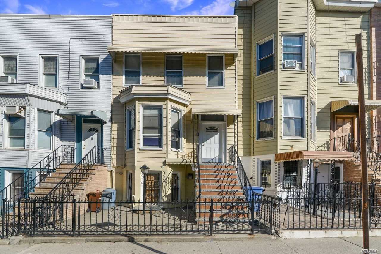 Photo of home for sale at 325 55th St, Brooklyn NY