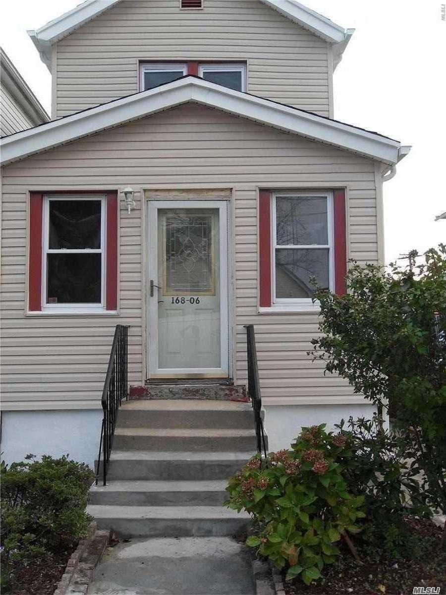 Photo of home for sale at 168-06 144th Ave, Jamaica NY