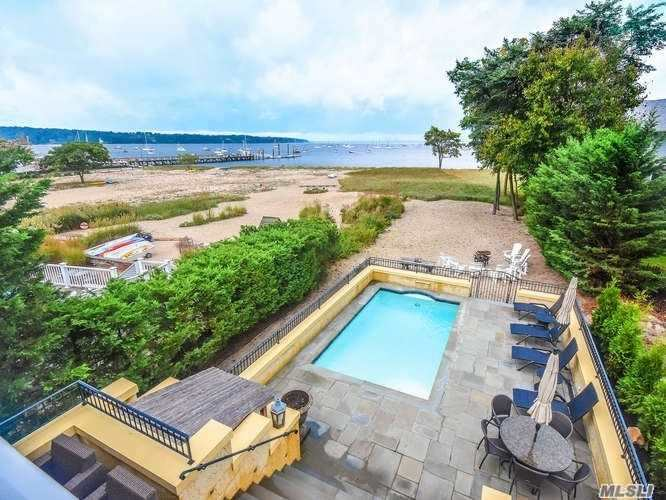 Photo of home for sale at 8 The Blvd, Sea Cliff NY