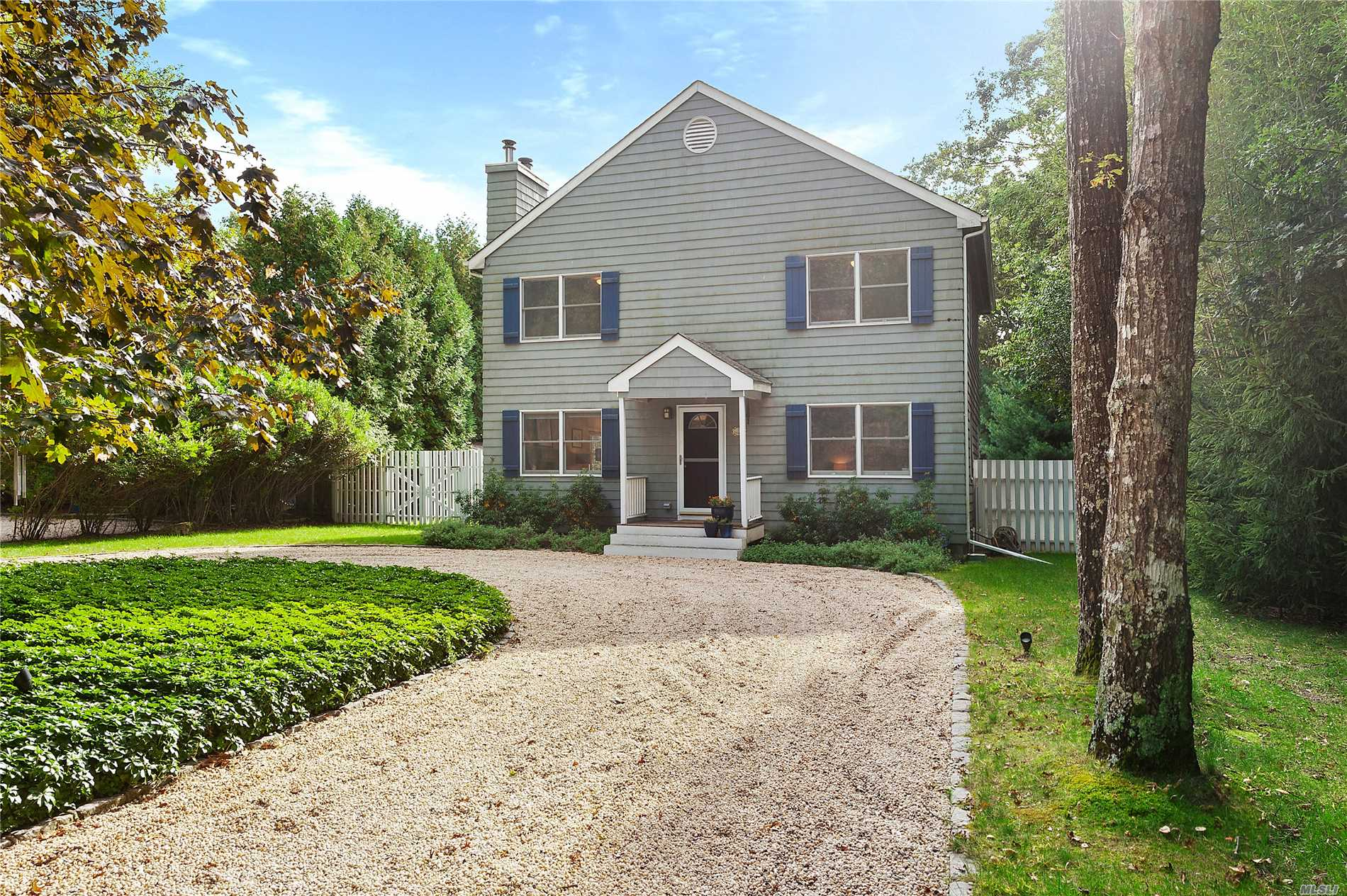 Photo of home for sale at 71 Sycamore Dr, East Hampton NY