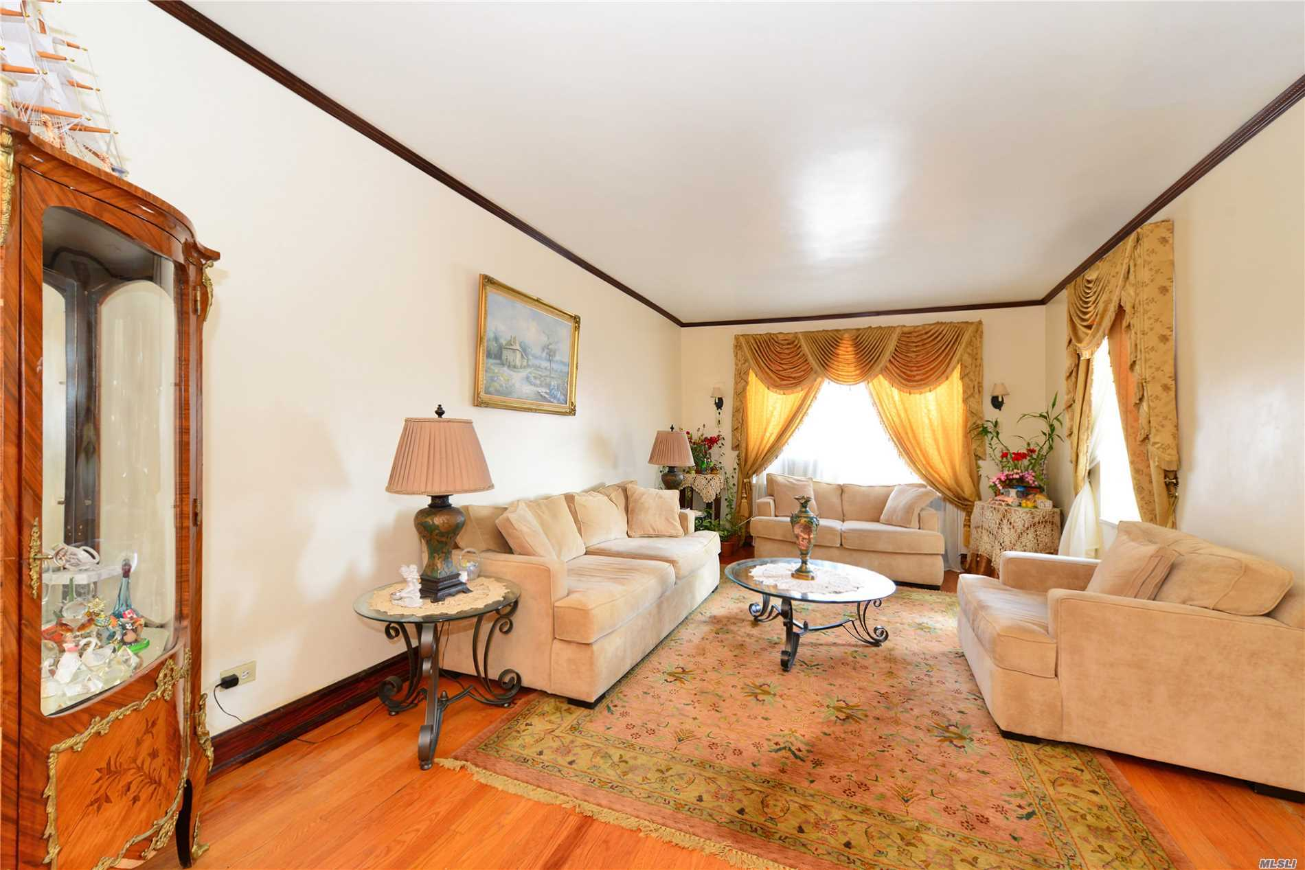 Photo of home for sale at 67-66 108th St, Forest Hills NY
