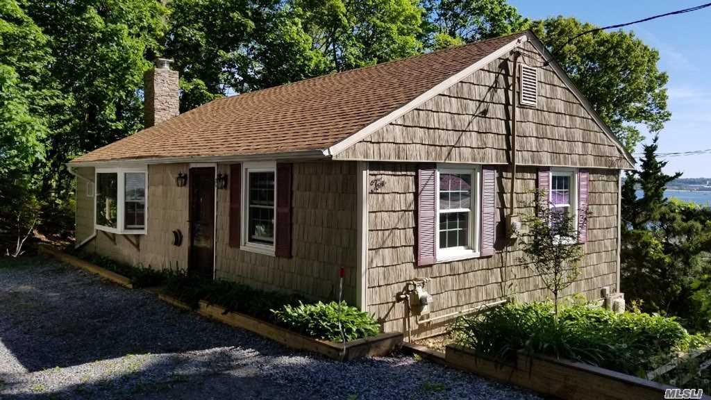 Photo of home for sale at 75-10 West Shore Rd, Port Washington NY