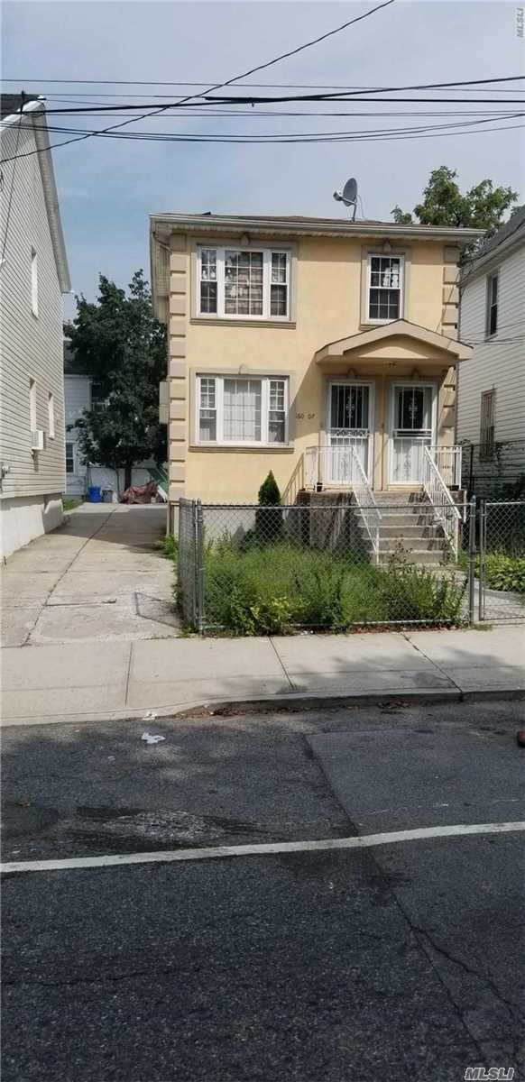 Photo of home for sale at 160-07 111Th Ave, Jamaica NY
