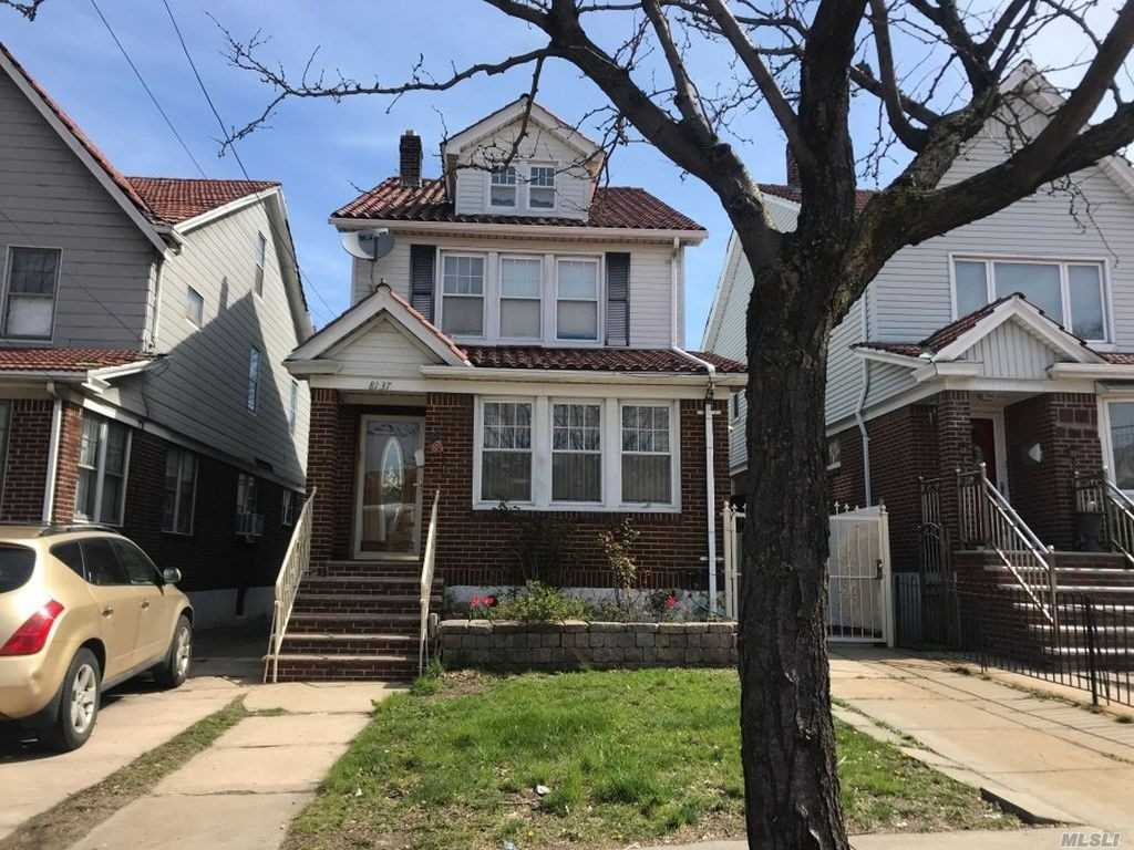 Photo of home for sale at 81-37 Woodhaven Blvd Blvd, Flushing NY