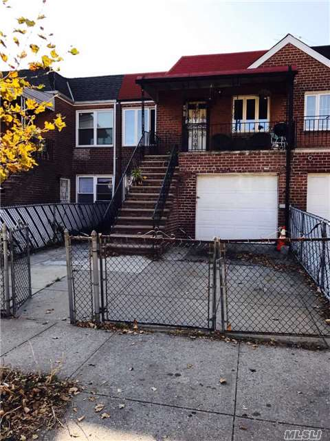 Photo of home for sale at 25-20 76th St, Jackson Heights NY