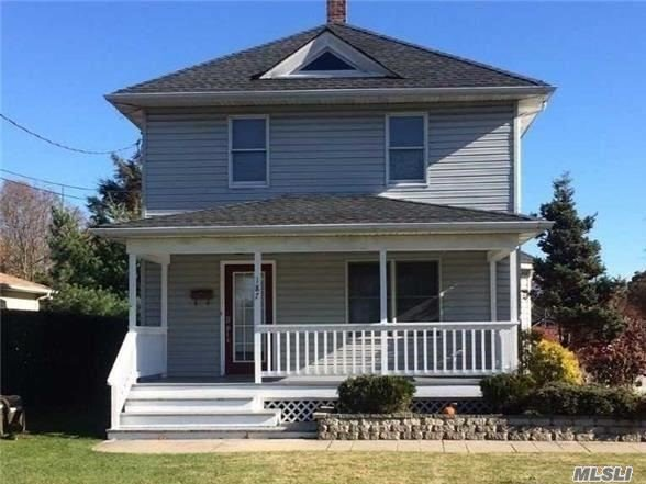 Photo of home for sale at 187 Atlantic Ave, Blue Point NY
