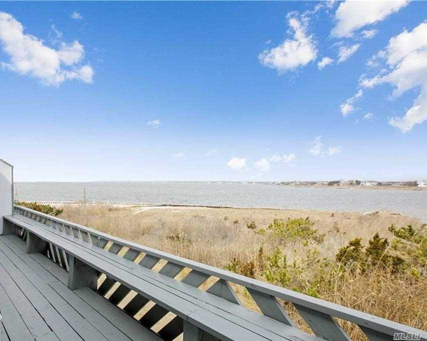 Photo of home for sale at 274 Dune Rd, Westhampton Bch NY