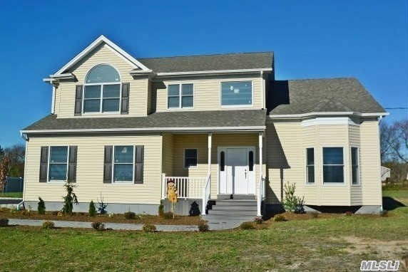 Photo of home for sale at Lot 1 Robinson St, Center Moriches NY