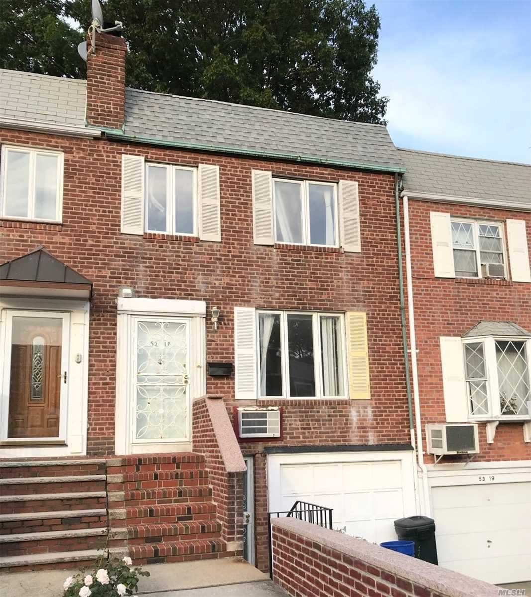 Photo of home for sale at 53-17 195 St, Fresh Meadows NY