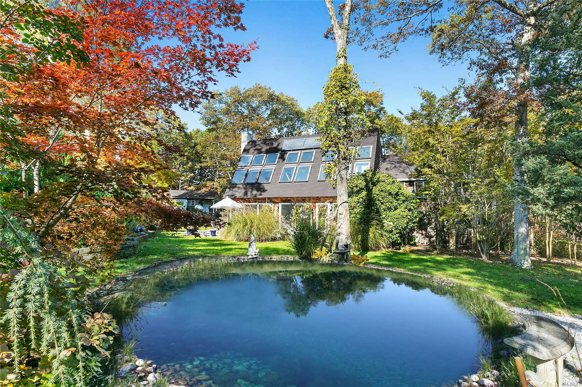 Photo of home for sale at 30 Wildflower Rd, East Hampton NY