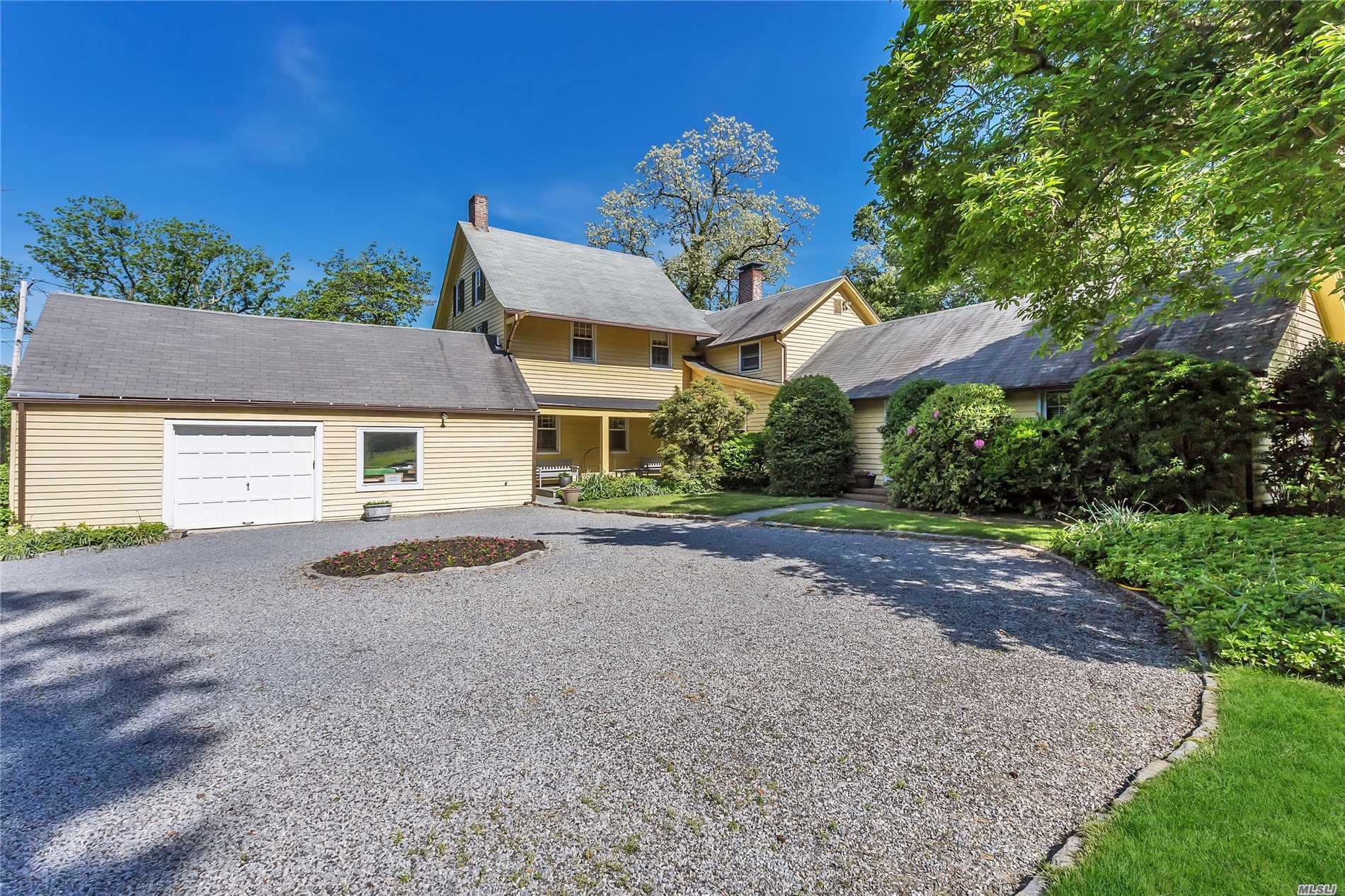Photo of home for sale at 94 Old Field Rd, Old Field NY