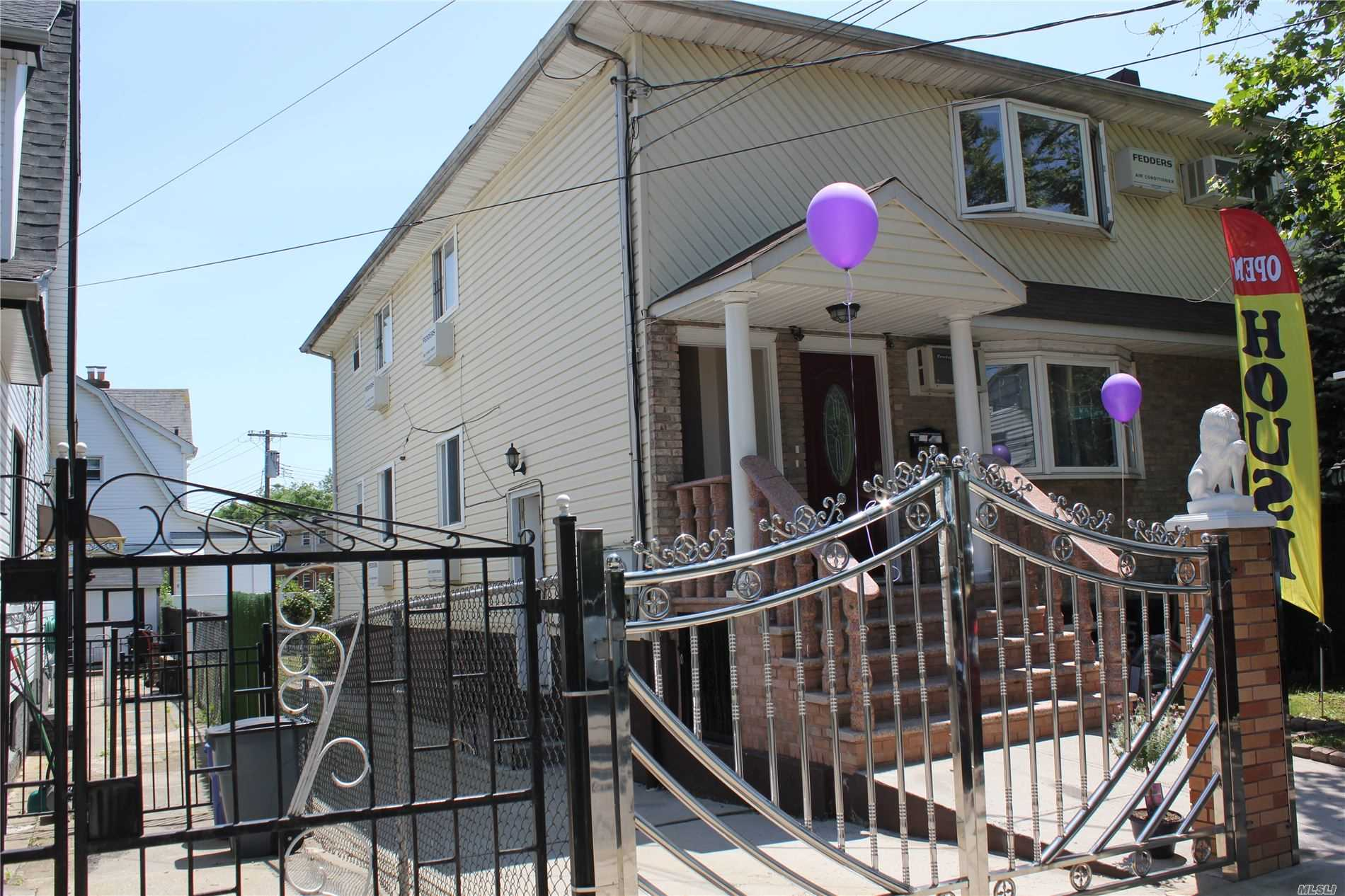 Photo of home for sale at 165-08 116th Ave, Jamaica NY