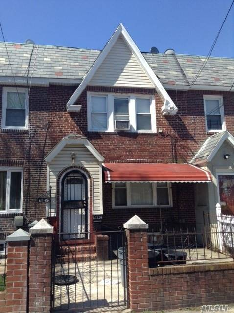Photo of home for sale at 113-06 205th St, St. Albans NY