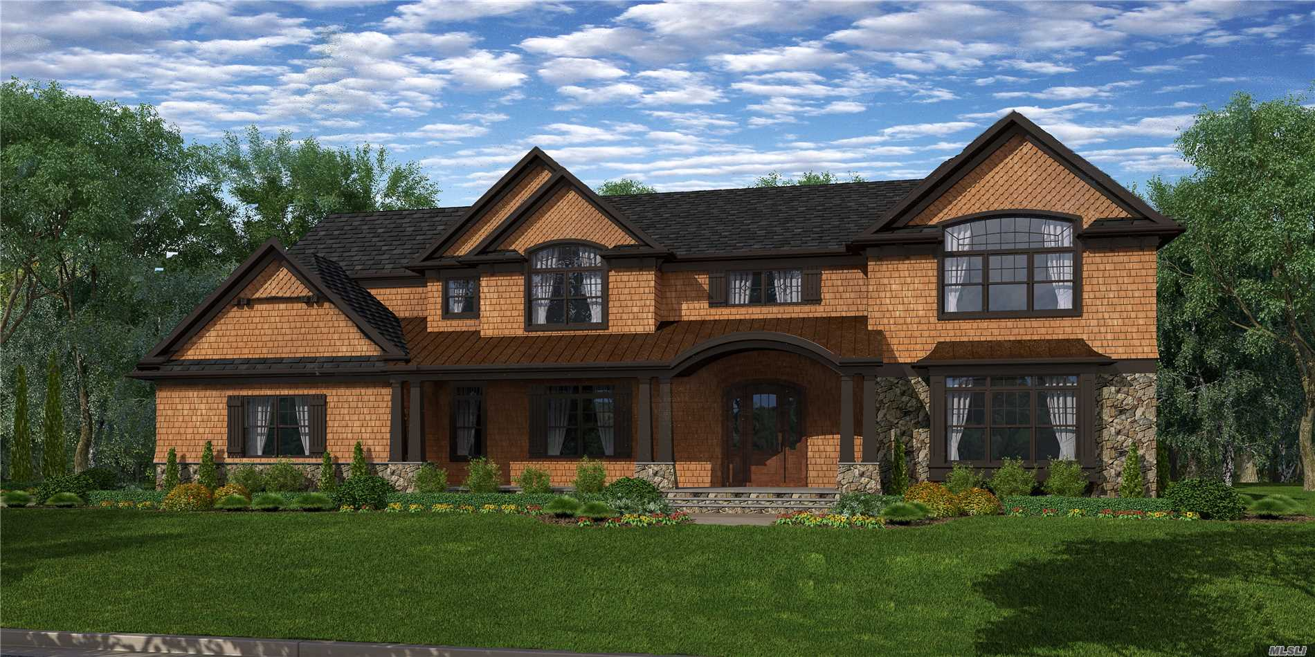 Photo of home for sale at 155 Ash Dr, East Hills NY