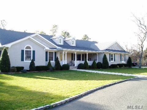 Photo of home for sale at 43 Seabreeze Ave, Westhampton NY
