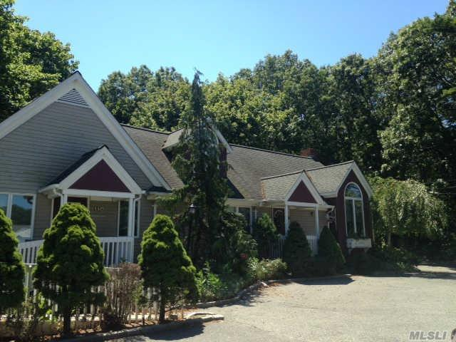 Photo of home for sale at 692 Route 25 A, Miller Place NY