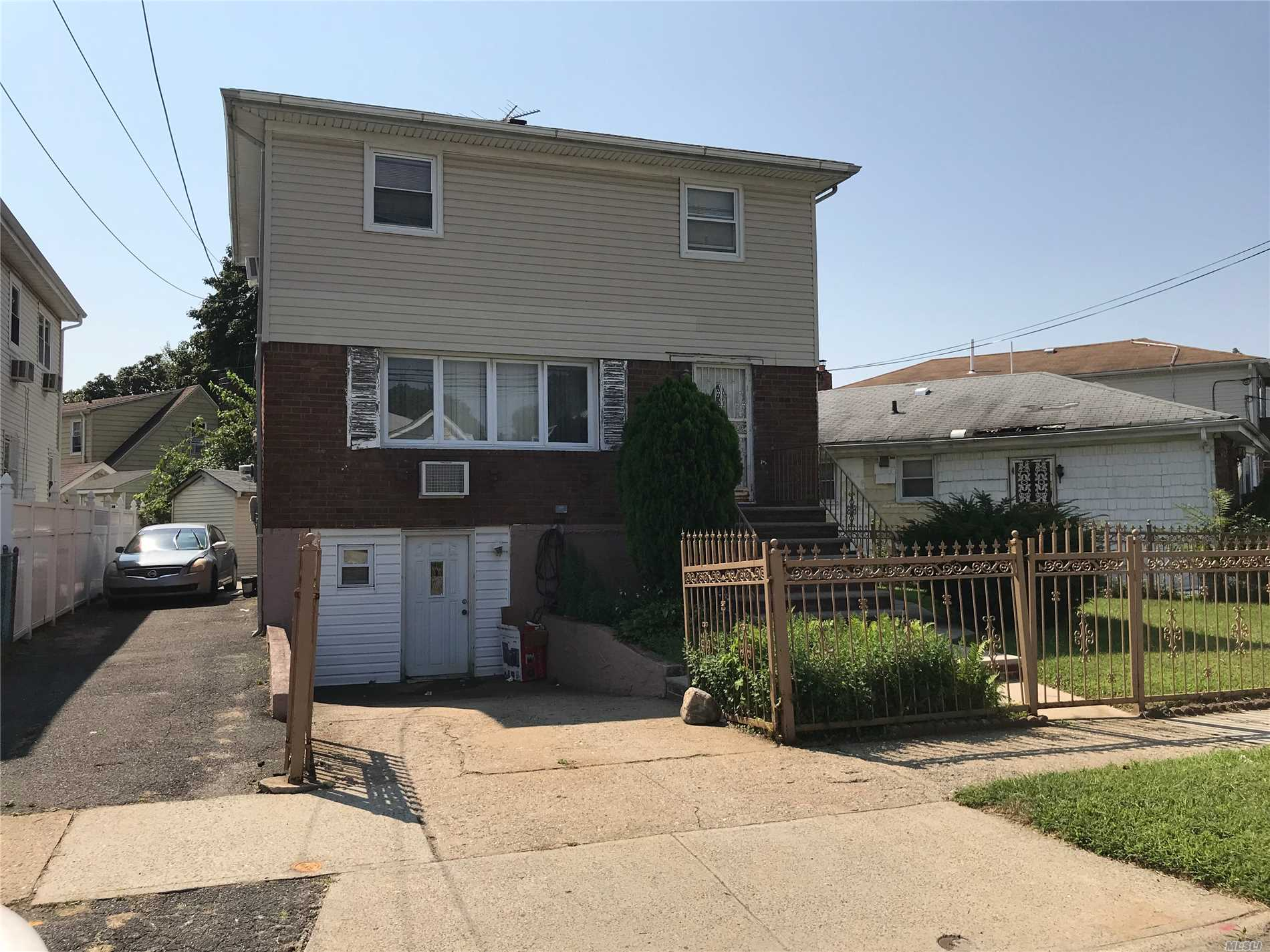 Photo of home for sale at 176-44 120th Ave, Jamaica NY
