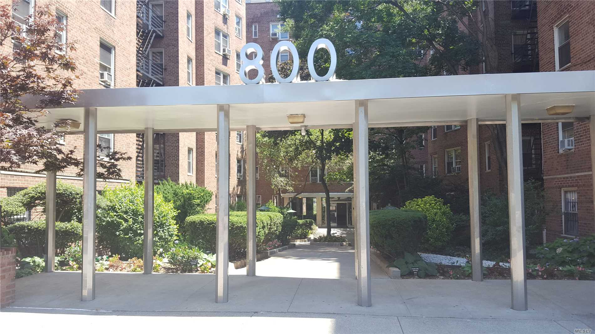 Photo of home for sale at 800 Grand Concourse, Bronx NY