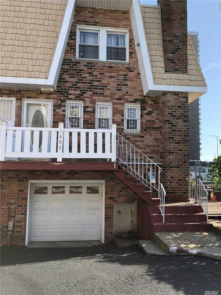 Photo of home for sale at 16-66 Seagirt Blvd, Far Rockaway NY