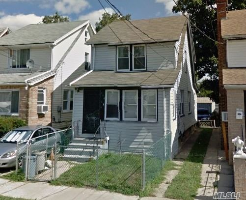 Photo of home for sale at 110-19 169th St, Jamaica NY