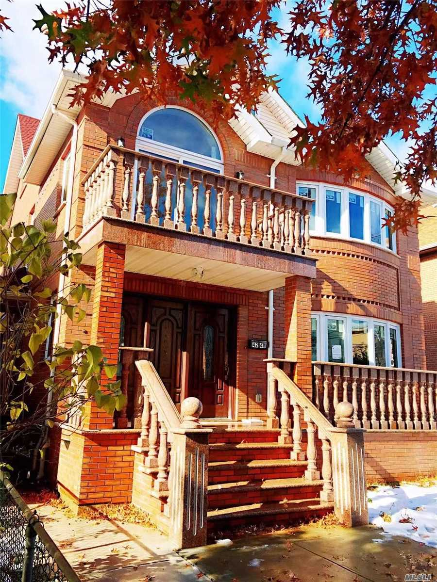 Photo of home for sale at 42-48 158th St, Flushing NY